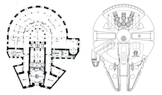 Otto Wagner and the MILLENIUM Falcon : Life Without Buildings