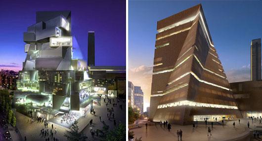 Herzog de meuron unveil tate 2 electric boogaloo life for Tate modern building design