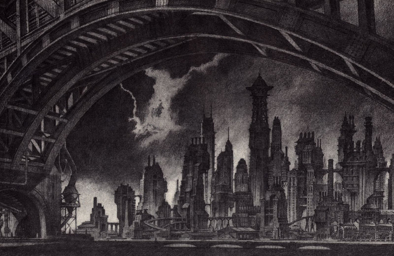 On Influence: Batman, Gotham City, and an Overzealous Architecture ...
